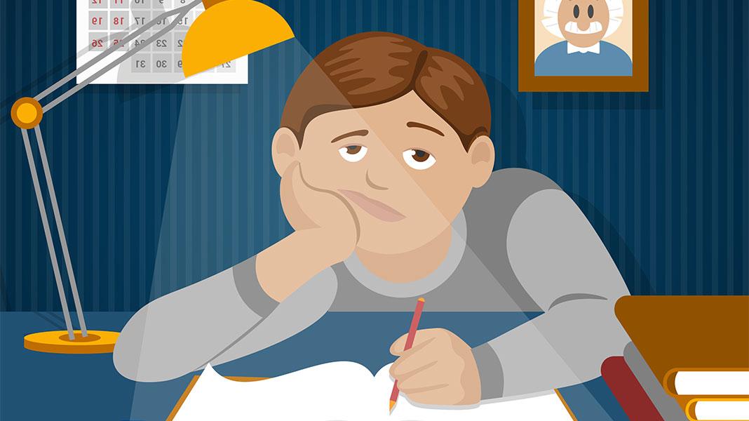 Enam Penyebab Anak Malas Belajar